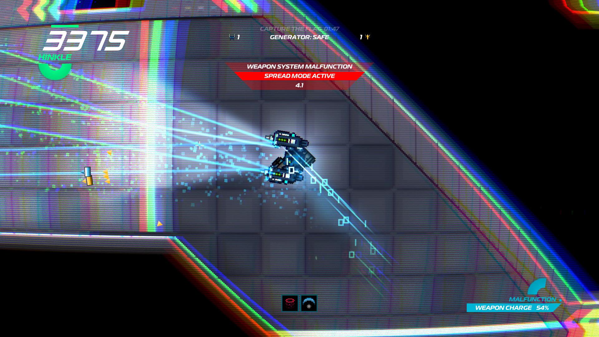 战破机装 游戏截图