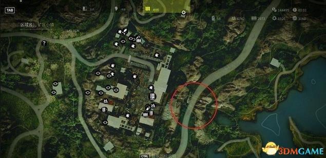 狙击手幽灵战士3最终关卡捷径位置一览