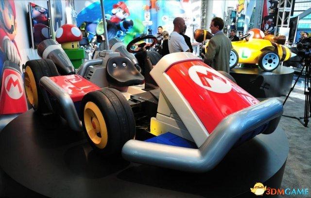 不止是《马里奥赛车》! 七款卡通风赛车游戏推荐