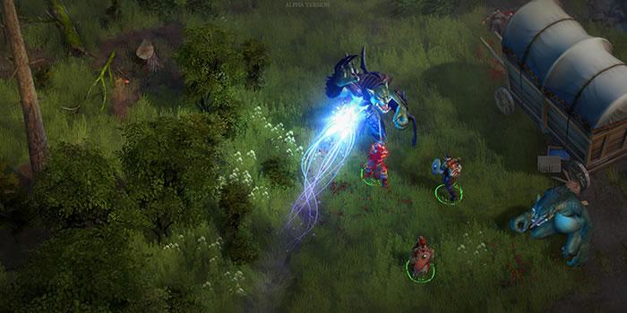 开拓者:拥王者 游戏截图