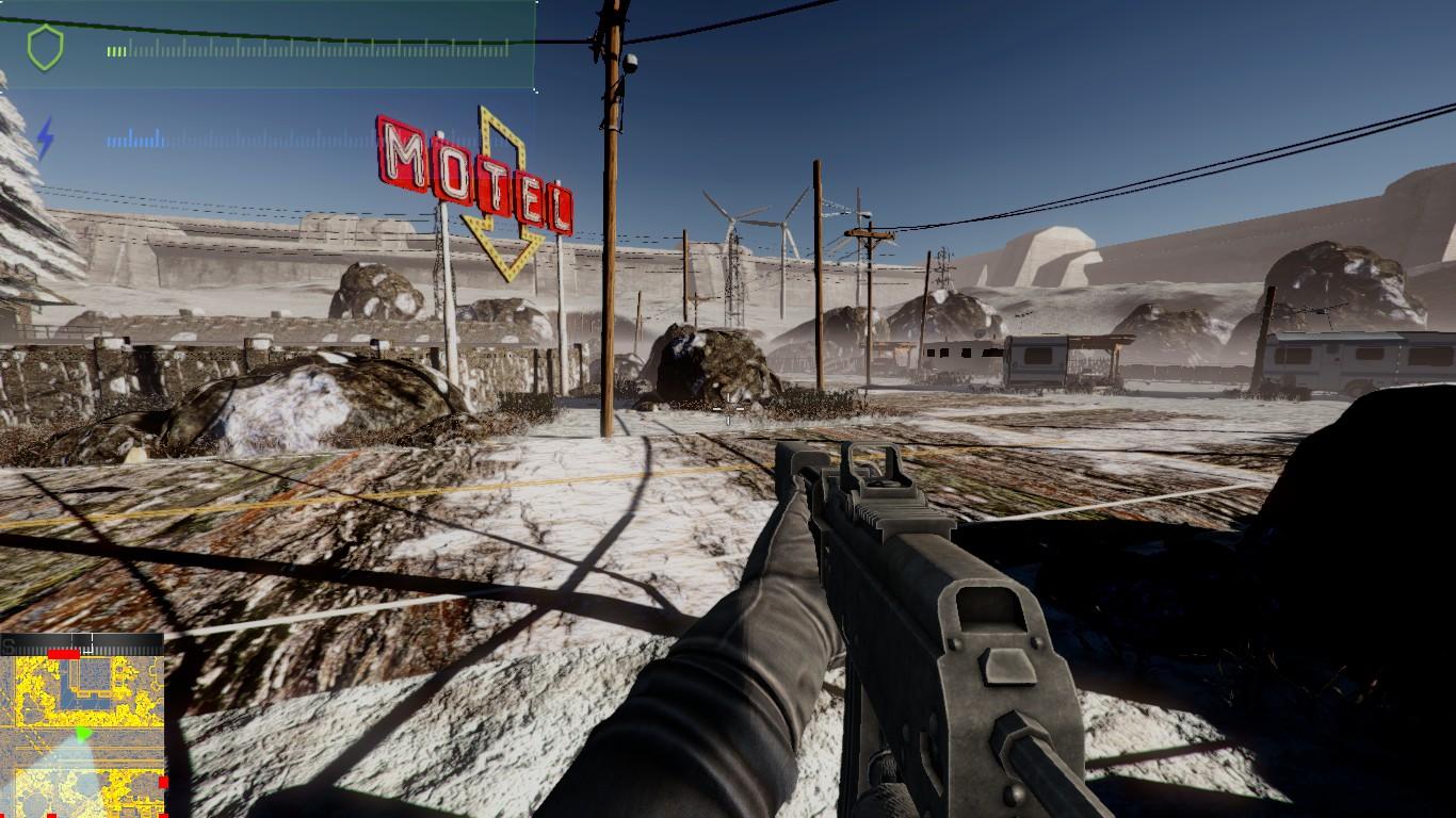 机器狩猎 游戏截图