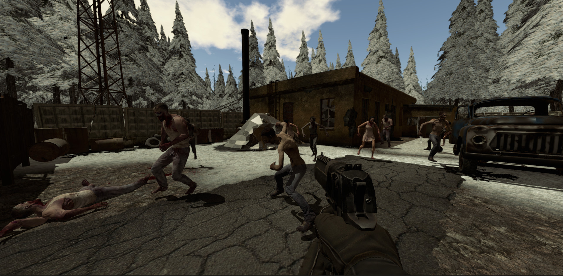 生存僵尸:逆转进化 游戏截图