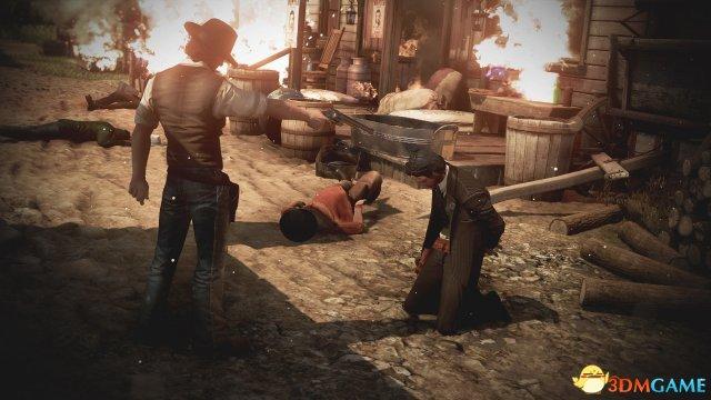 《狂野西部OL》筹资成功 不再登陆Steam抢先体验