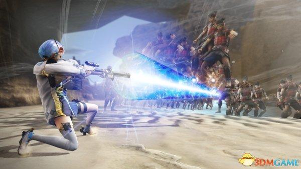 《无双全明星》最新预告及截图 超时空英雄大乱斗