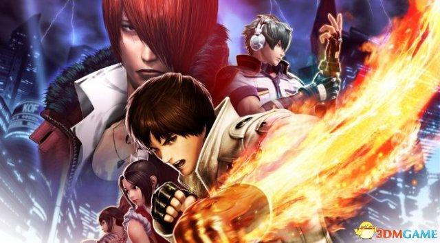 SNK公布《拳皇14》PC版发行日及官方系统配置要求