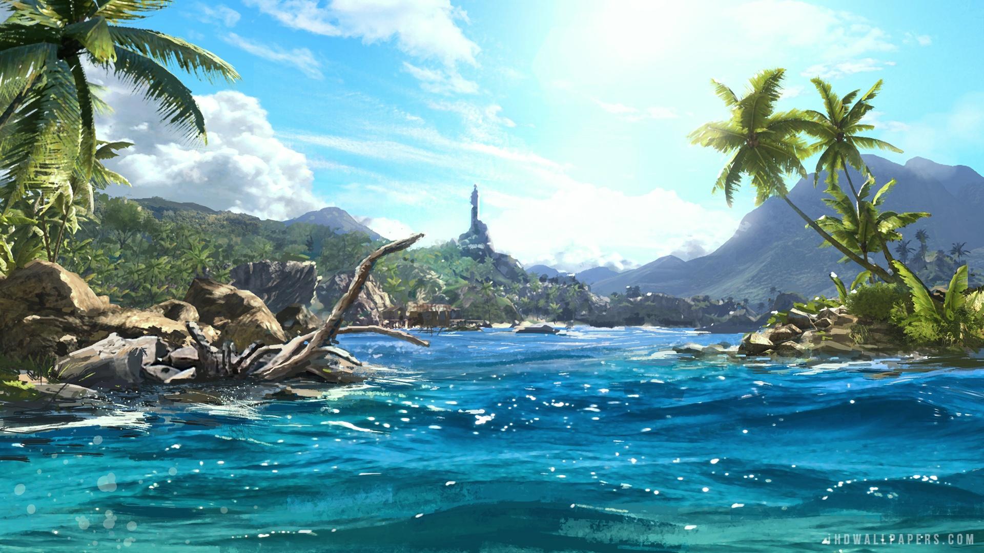 《孤岛惊魂3》官方v1.04升级档