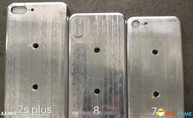 模具曝光 十周年版iPhone采用双摄像头垂直分布