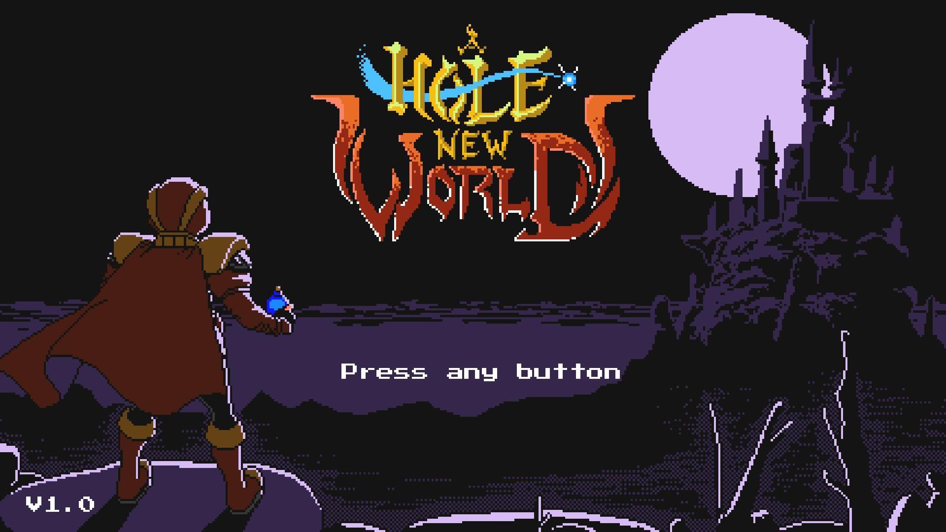 全新的世界 游戏截图