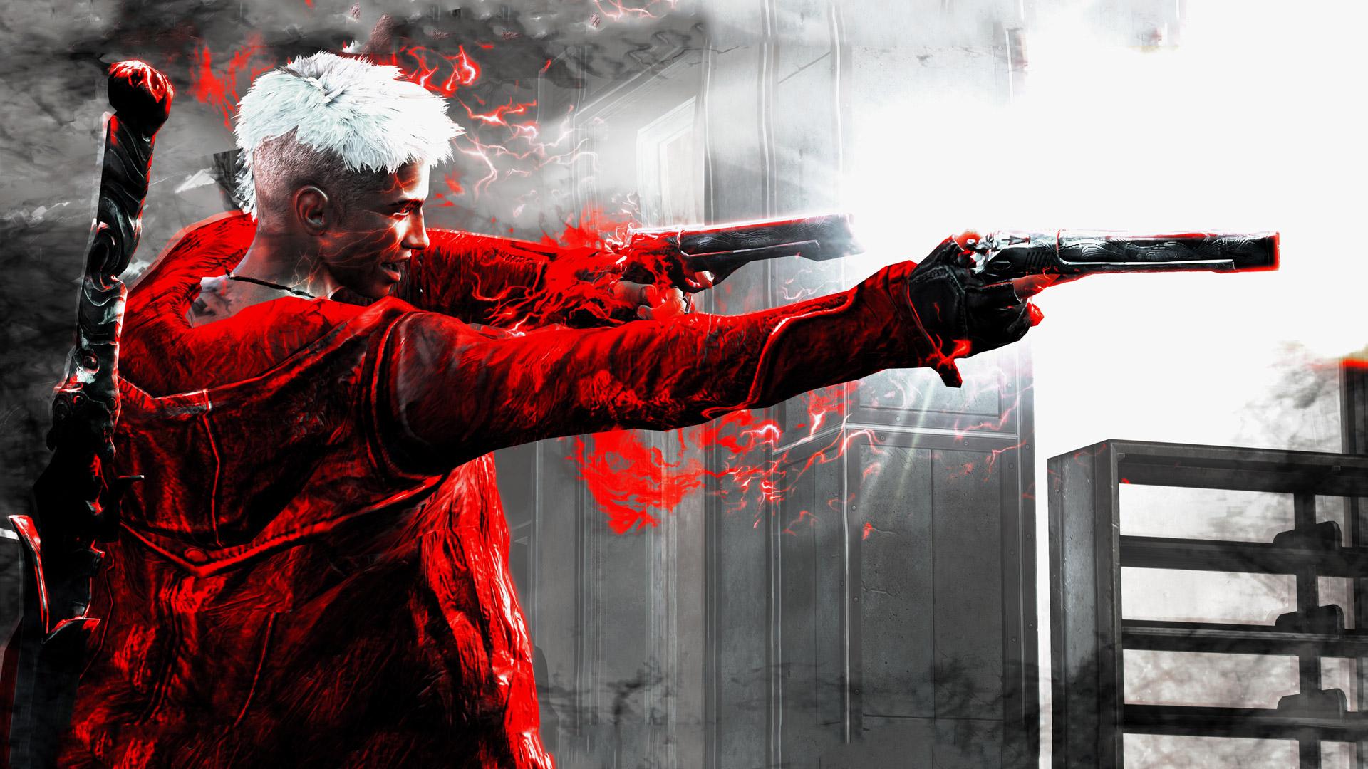 《鬼泣5》血宫模式DLC