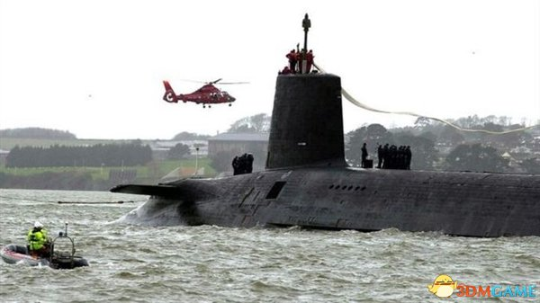 <b>囧!英国核潜艇居然还在跑Windows XP 门户大开</b>