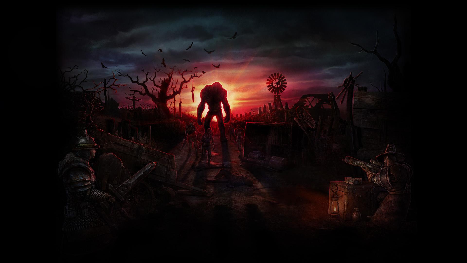 恐怖黎明 v1.0.5.1升级+未加密补丁[Steam]