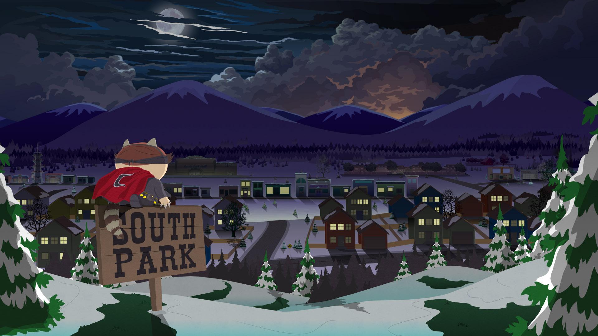 南方公园:完整破碎 完美通关存档