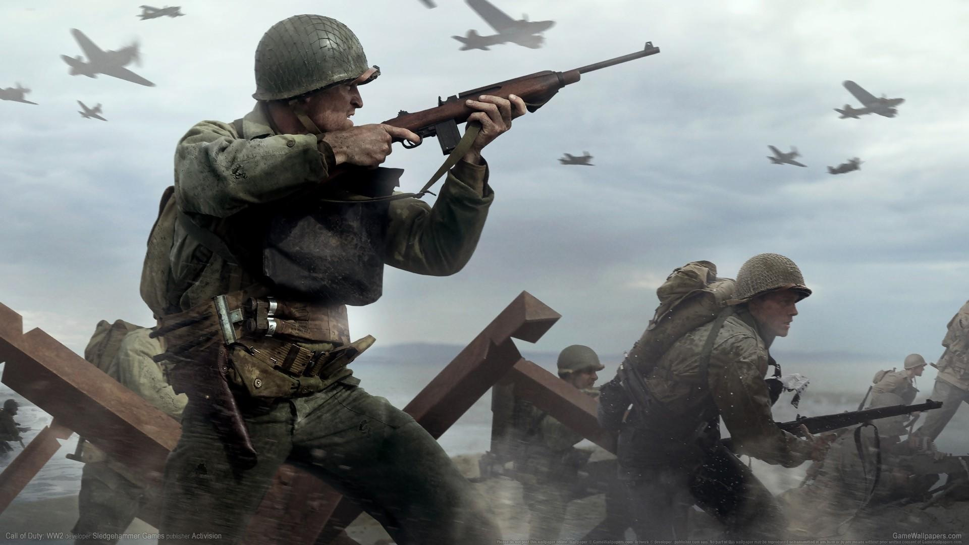 使命召唤14:二战 (Call of Duty: WWII)【新版v1.25.2244937】插图6