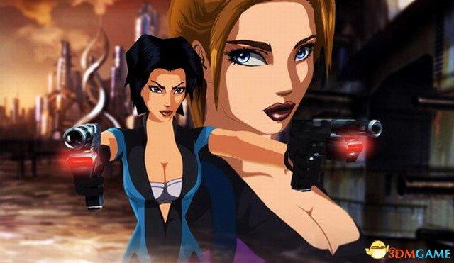 游戏中那些有百合倾向的美女们 羞耻爆衣是必杀技
