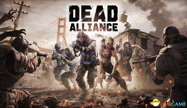 丧尸FPS《死亡同盟》公布 组建僵尸大军为你而战