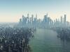 城市:天际线 高清壁纸