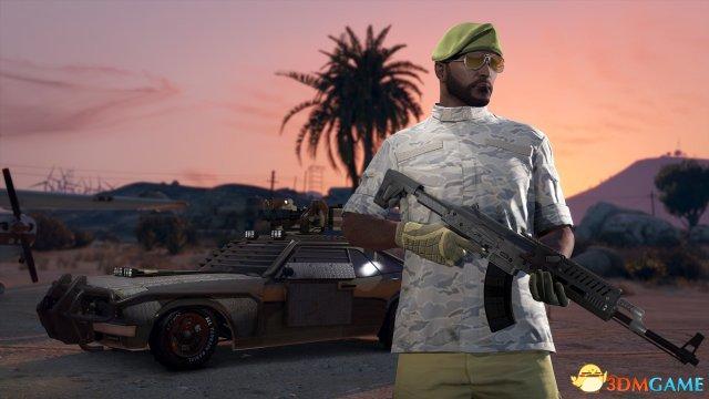 《GTAOL》DLC军火贸易6月出 成为军火贩一统洛圣都