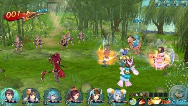 《幻想三国志5》 全新宣传视频发布! 战斗系统详解