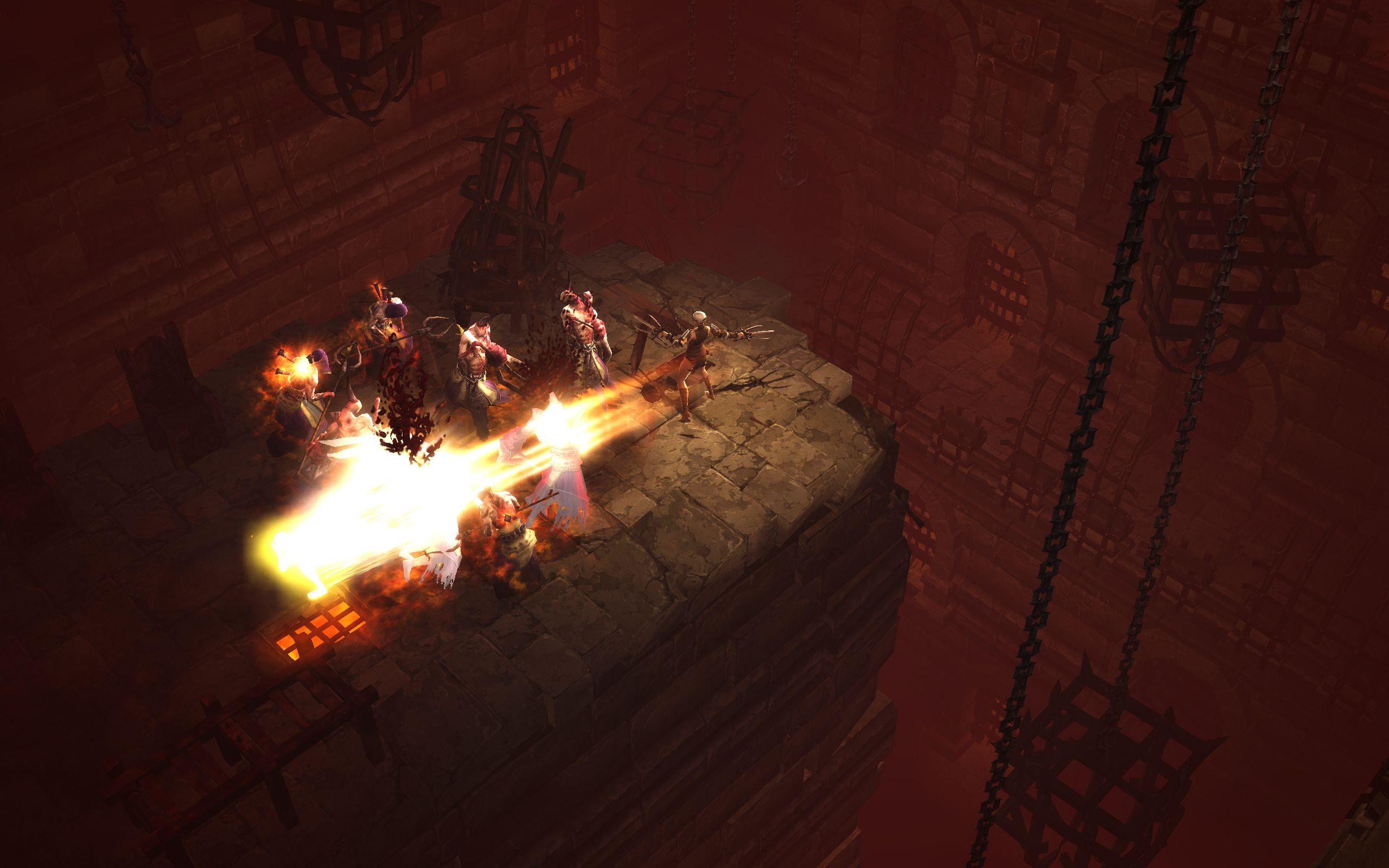《暗黑破坏神3》Day1升级档[北美英文版]