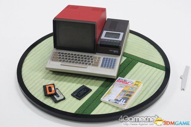 复刻手掌迷你型夏普40年经典PC MZ-80C全方位解析