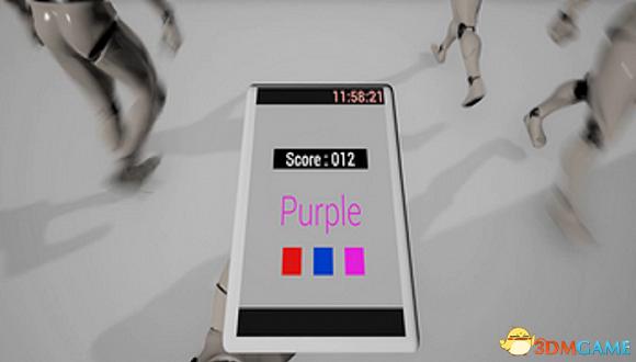 这款简陋的独立游戏 告诉你边玩手机边走路的危险