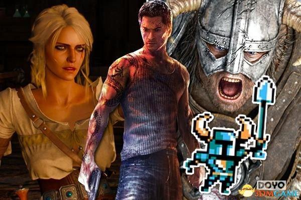 近年游戏十大新兴英雄形象盘点 希里让人印象深刻