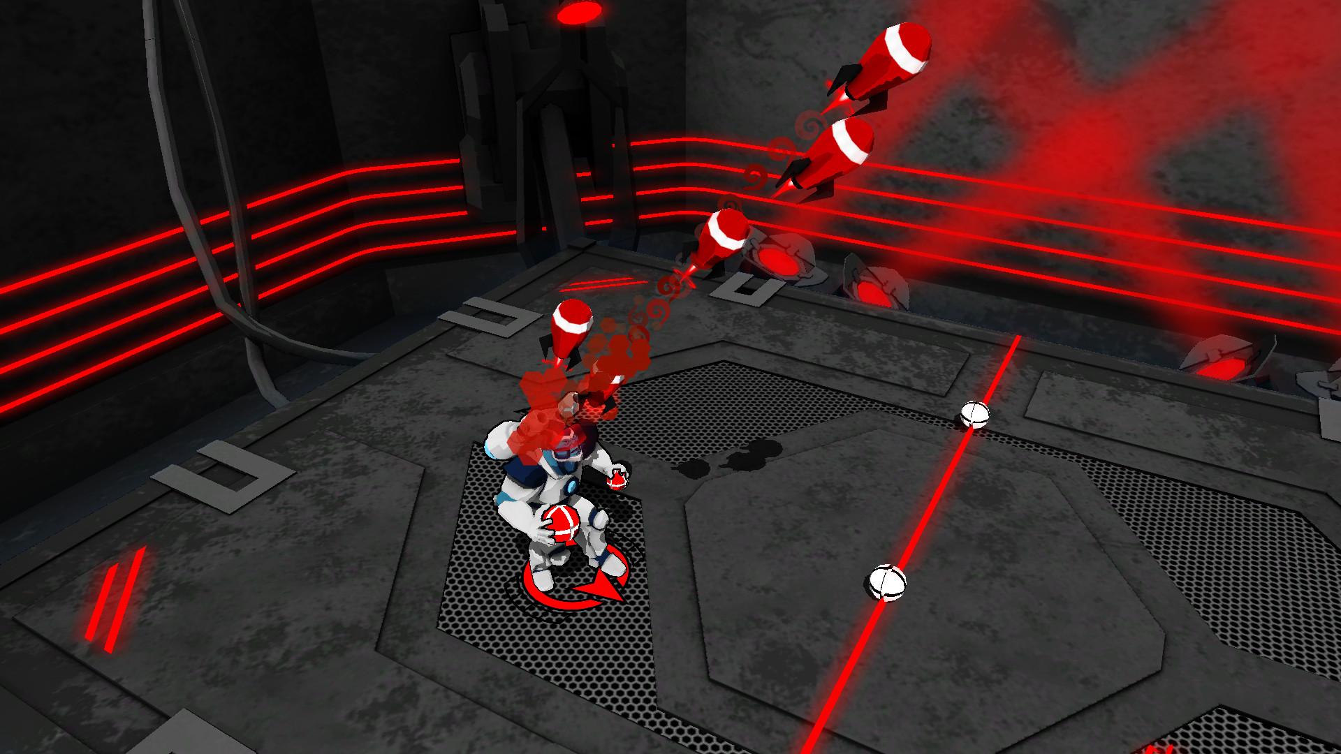 星系闪电战 游戏截图