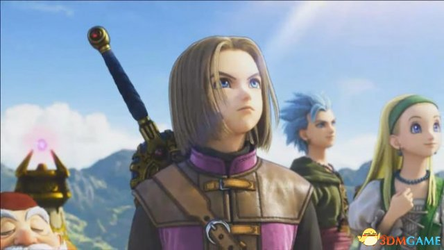 《勇者斗恶龙11》视频展示PS4与3DS实际战斗画面