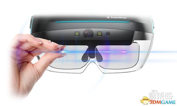 AR眼镜公司新产品上线 视野超微软AR Hololens3倍
