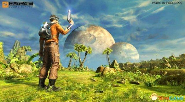 《时空英豪:二度接触》公布首批精美游戏截图