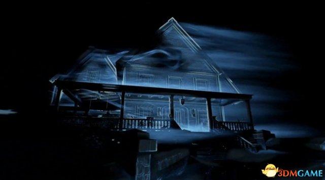 第一人称视角恐怖游戏《知觉》将于今日正式发行