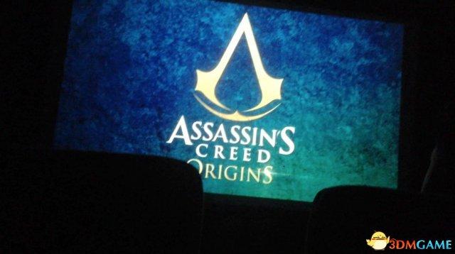 澳门新葡萄京平台游戏:起源》首个预告片的前