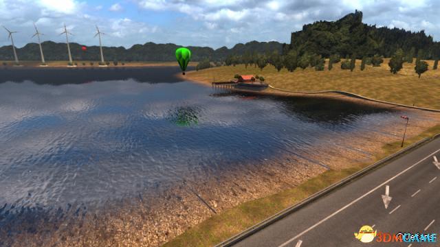 欧洲卡车模拟2 EAA客运地图v4.3最终版