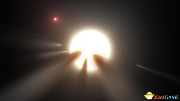 外星生命关键线索在这:寻找太阳系中的远古技术!