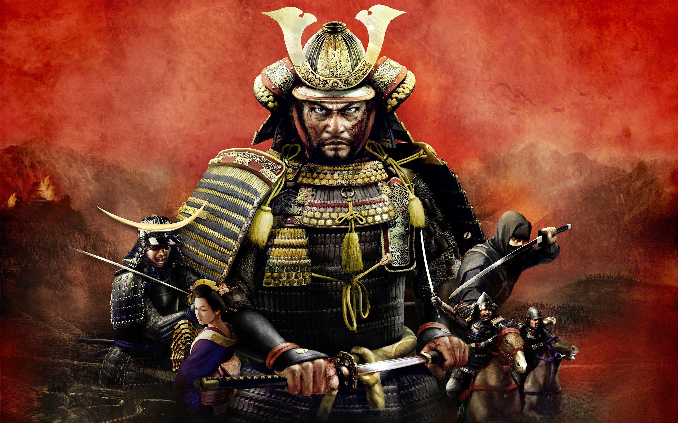 《幕府将军2:全面战争》试玩版覆盖升级档