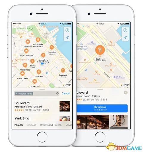 地图不准确?苹果正在招聘自由职业者来测试地图!