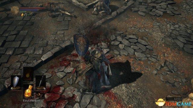 黑暗之魂3 真实血迹MOD