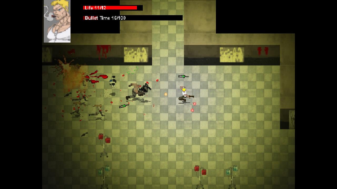 逃离纳粹实验室 游戏截图