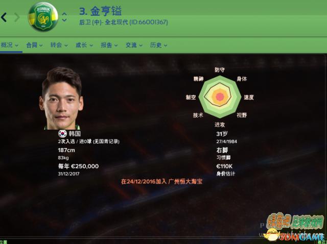 足球经理2017 中国的崛起V2.0