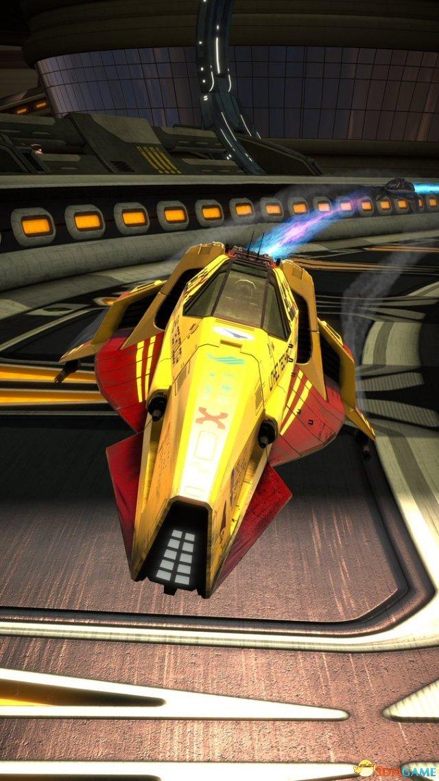 明日发售  《反重力赛车欧米伽合集》 最新游戏截图