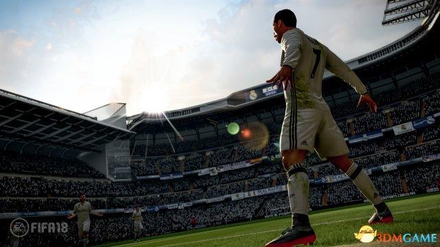 C罗领衔 EA《FIFA 18》发行时间及宣传视频公布