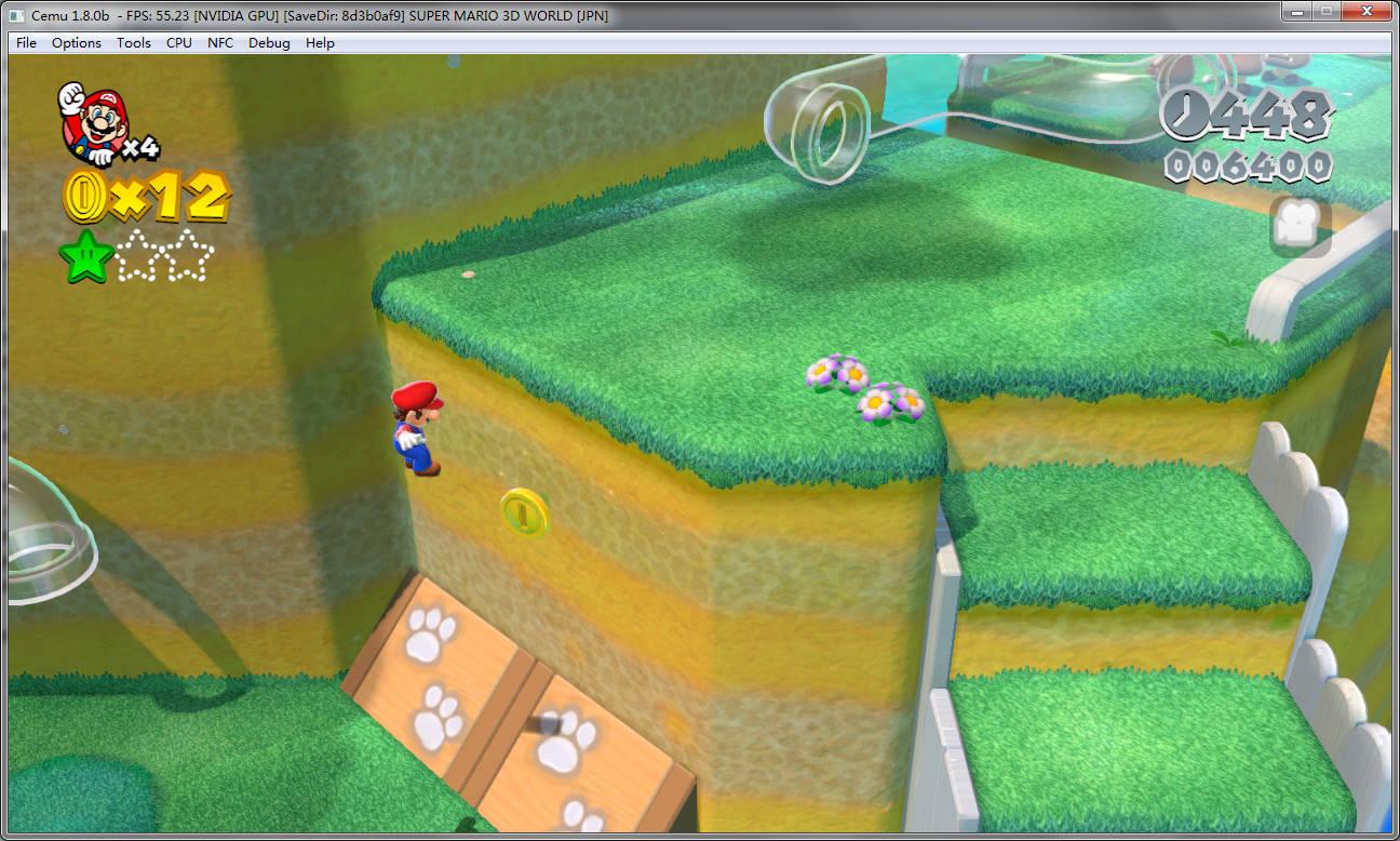 超级马里奥3D世界+狂怒世界/超级马力欧3D世界狂怒世界/单机.同屏多人 v1.1.0