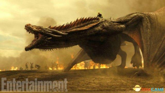 《权力的游戏》第七季将创纪录 被烧死人数史上最多