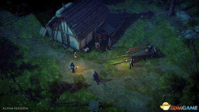 王牌制作人加盟 RPG《开拓者:拥王者》开启众筹