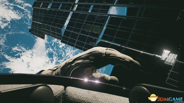 新作《地心重力》预先报告片赏 宏伟太空历险令