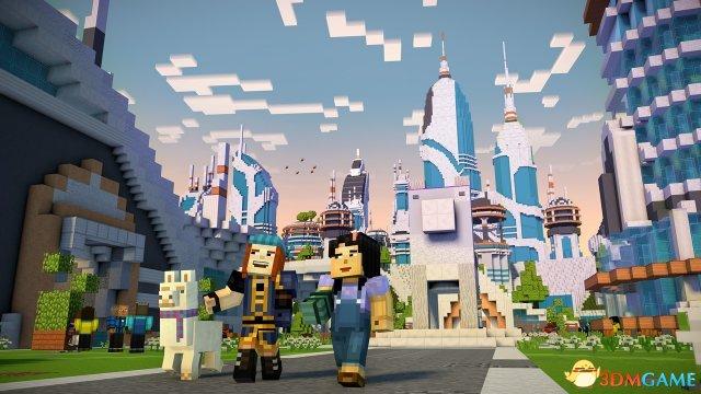 《我的世界:故事模式》第二季正式公布 7月上市