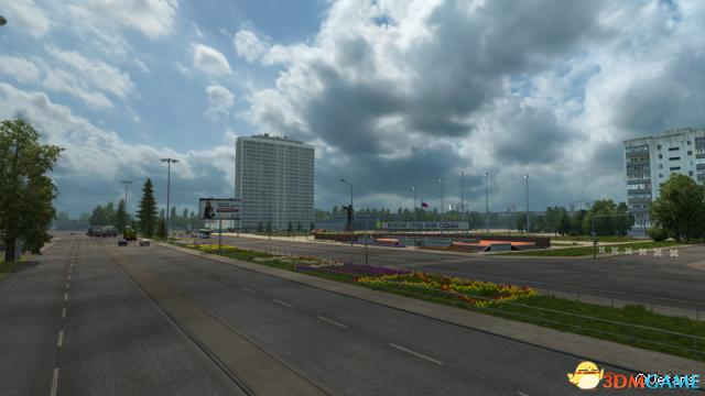 欧洲卡车模拟2 v1.27俄罗斯地图mod