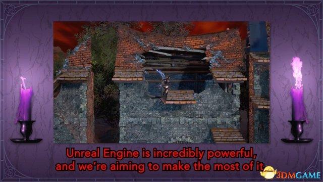 《血污:夜之儀式》發佈眾籌視訊 開發組談虛幻4