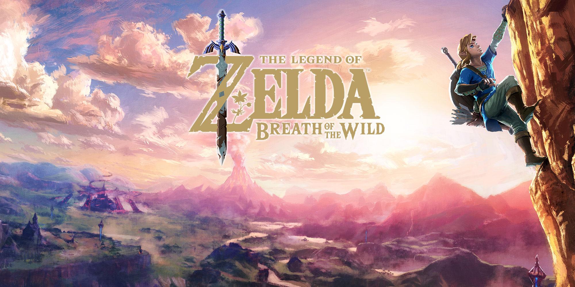 塞尔达传说:荒野之息(The Legend of Zelda: Breath of the Wild)插图1
