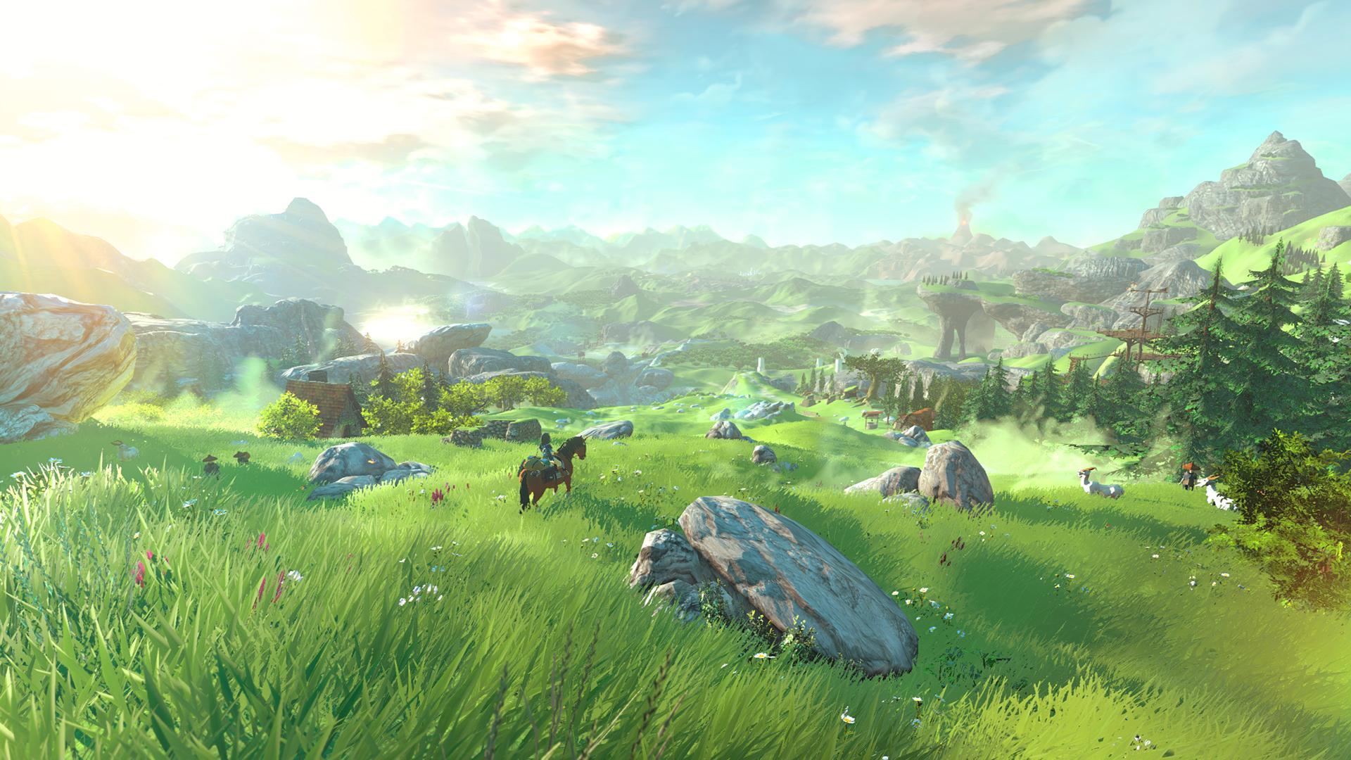 塞尔达传说:荒野之息(The Legend of Zelda: Breath of the Wild)插图